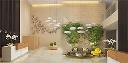 Khách hàng mua căn hộ Green Valley được tặng sách thiết kế nội thất