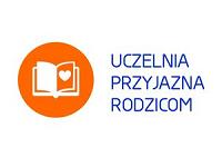 Logo konkursu Uczelnia Przyjazna Rodzicom