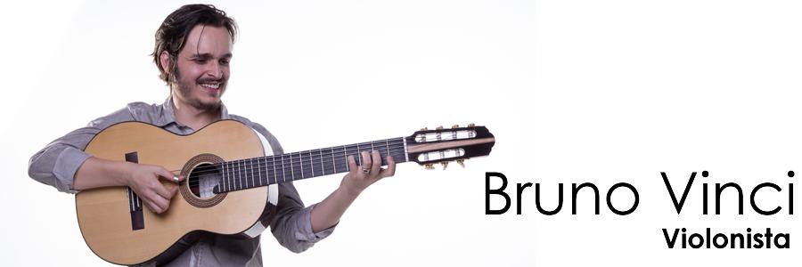 Bruno Vinci - Violonista