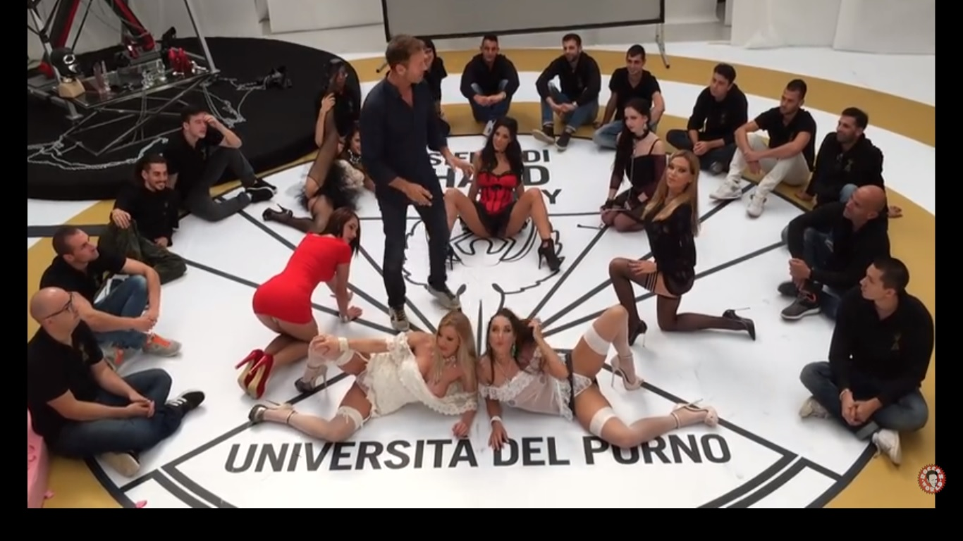 Video sexual privado de la universidad
