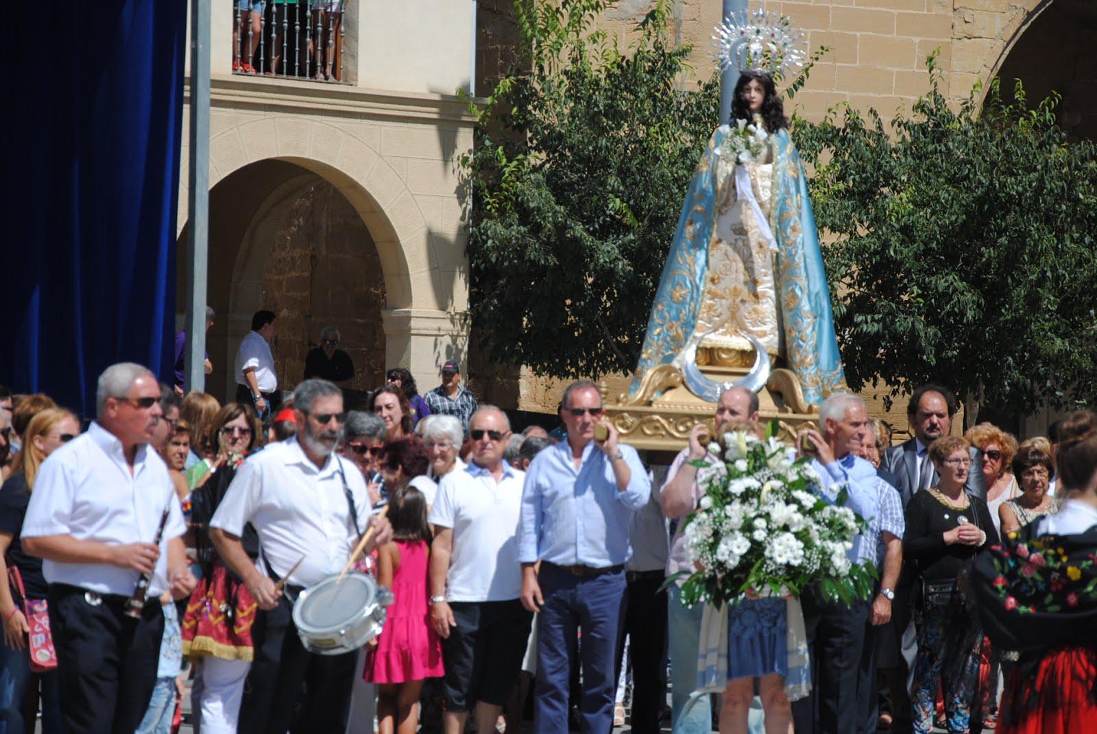 FOTOS DE LA PROCESIÓN