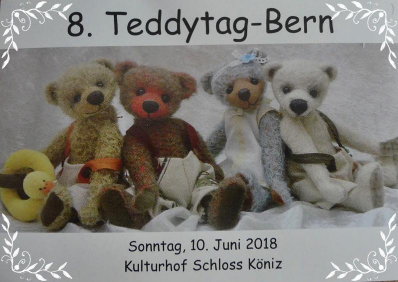 Die Bärenkinder sind mit dabei !!!