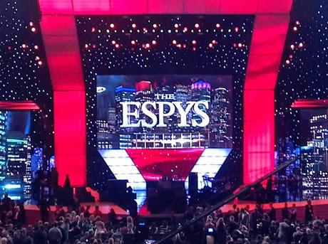 ESPY's Award Show 2014 Live Televised Show