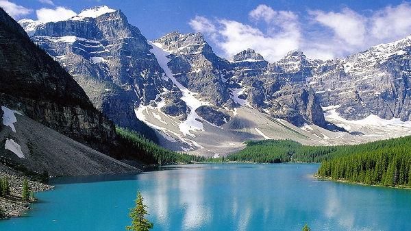 Adventure in Natural Beauty of Canadian Rockies