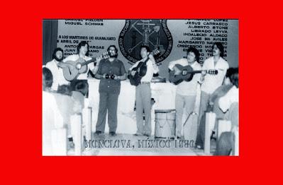 RADIO REBELDE SOCIALISTA -CRR- PRESENTAN UN ESPECIAL DE YOLOCAMBA I TA