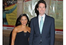 Pol. Icon Susan Rice and hubby
