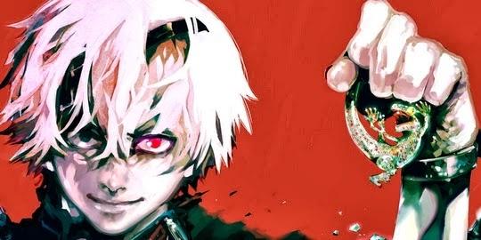 Tokyo Ghoul, Actu Japanime, Japanime, Studio Pierrot, Sui Ishida,