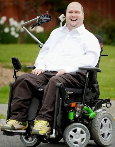 Homem paraplégico tornou-se um exemplo dos desportos radicais