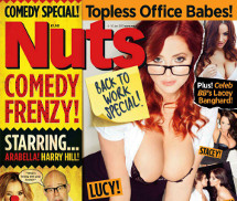 Topless Office Babes Nuts