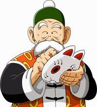 Son Gohan, abuelo de Gokuh