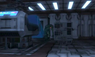 the starship damrey screen 6 The Starship Damrey (3DS)   Screenshots