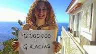 12 Millones de visitas en youtube.com/BeatrizMontero