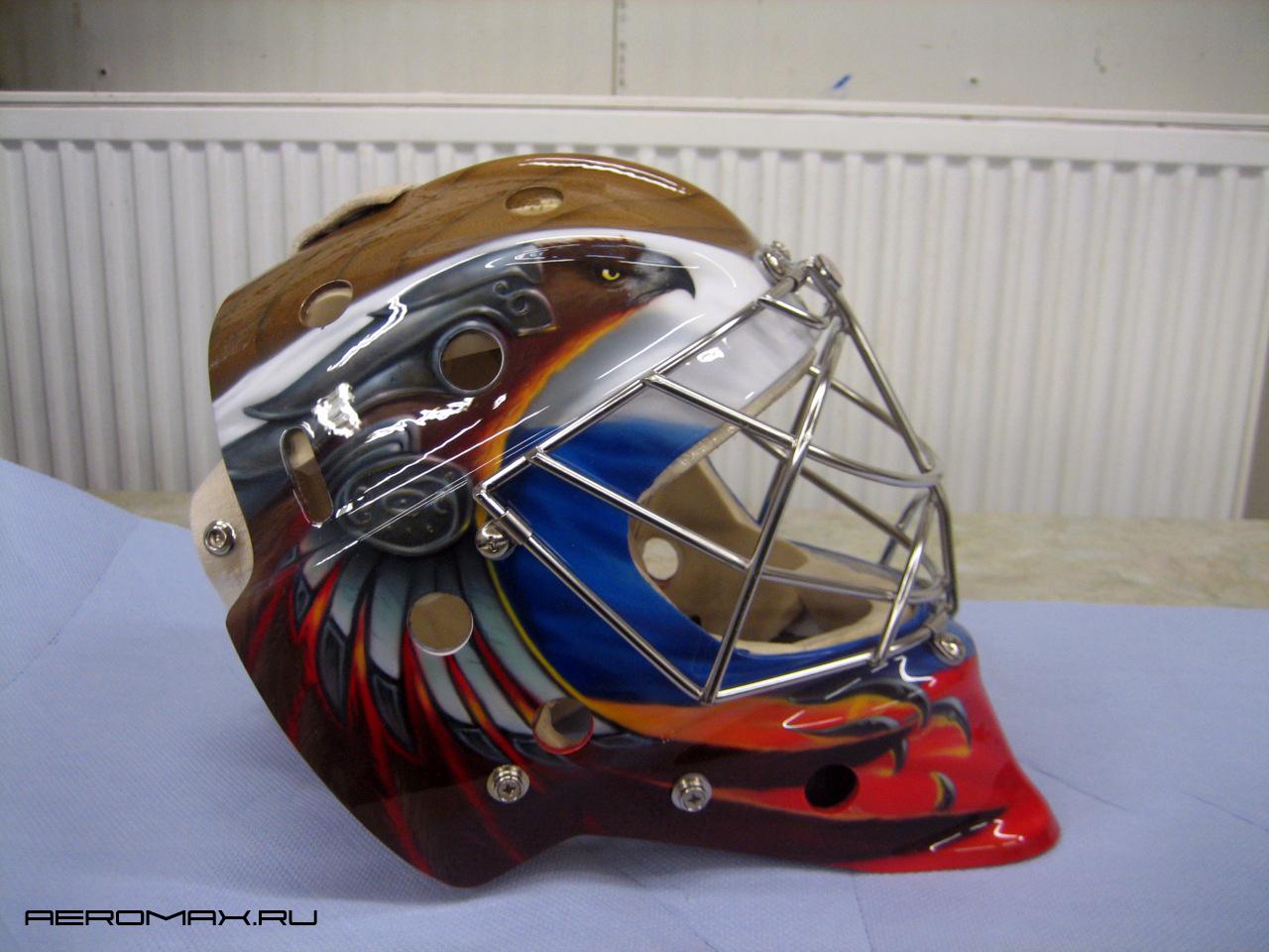 Мотоциклетный шлем своими руками из