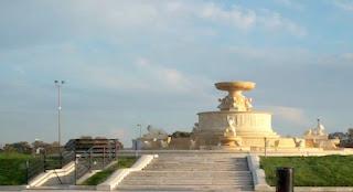 Scott Fountain Belle Isle Detroit, MI
