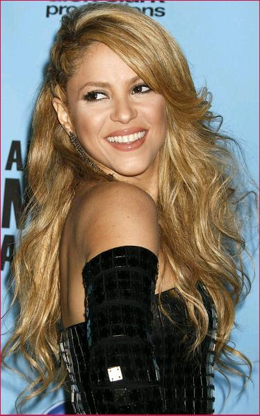 Zireku Shakira Hairstyles