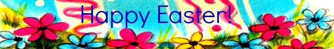 free easter website banners