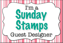 Guest Designer for Sunday Stamps