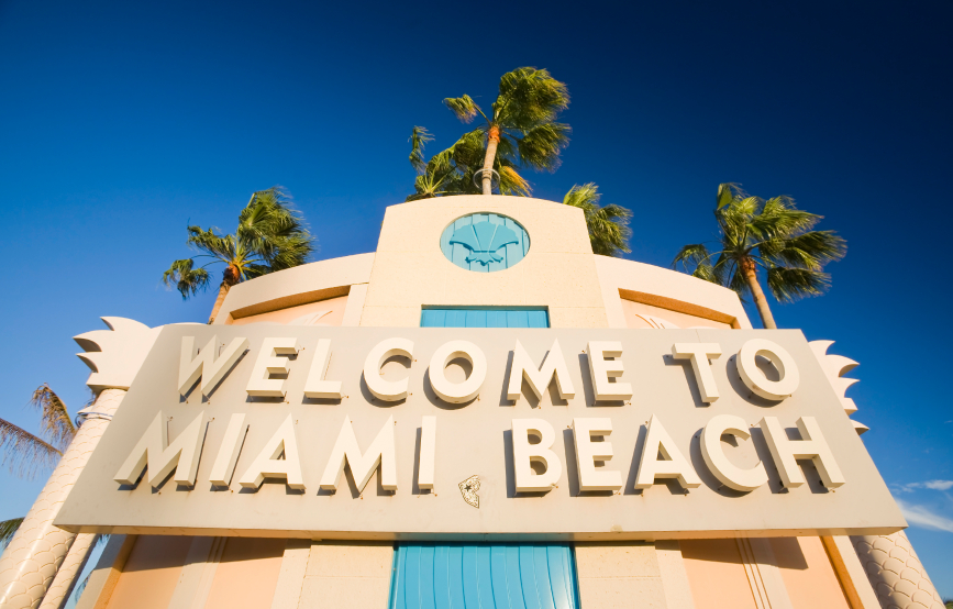 Tourism Miami Beach Florida