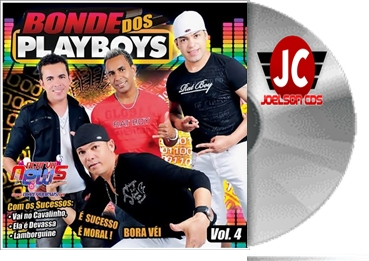 Cd Bonde Dos Playboys St Dio Joelson Cds Ibimirim Pe