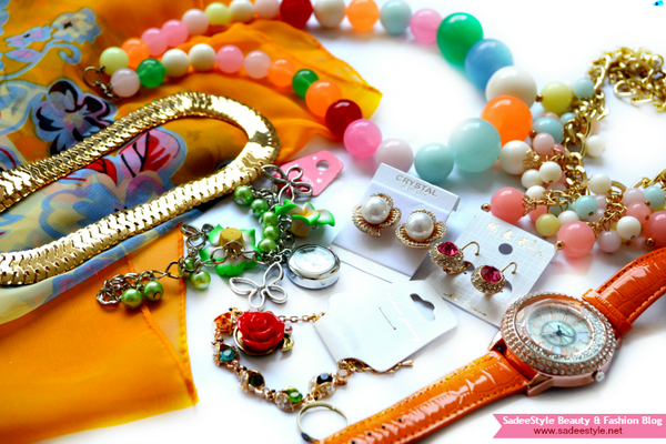 Fashion Jewellery Haul