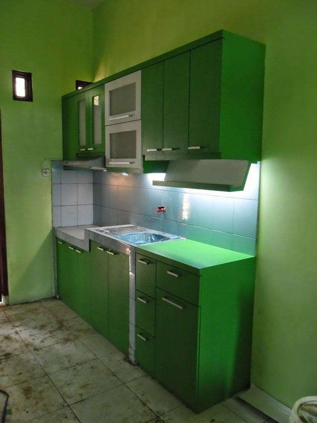 Kitchen Set Lurus Custom Furniture Semarang Kitchen Set Semarang
