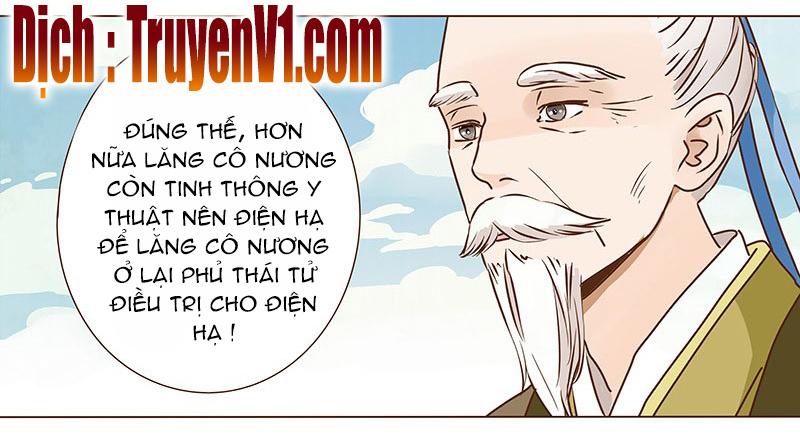 Đế Vương Trắc Chap 36 - Next Chap 37