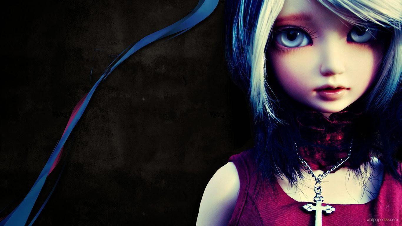 Wallpaper Barbie Doll Cute 3d Wallpaper Hd