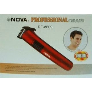 Nova Rechargeable Professional Hair Trimmer