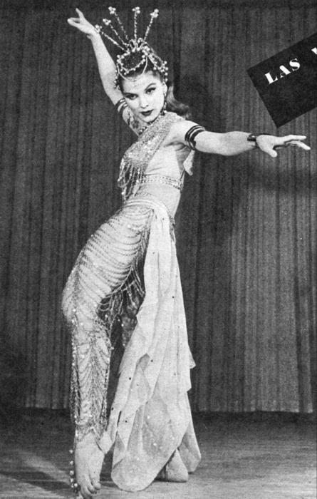 vintage dance paget