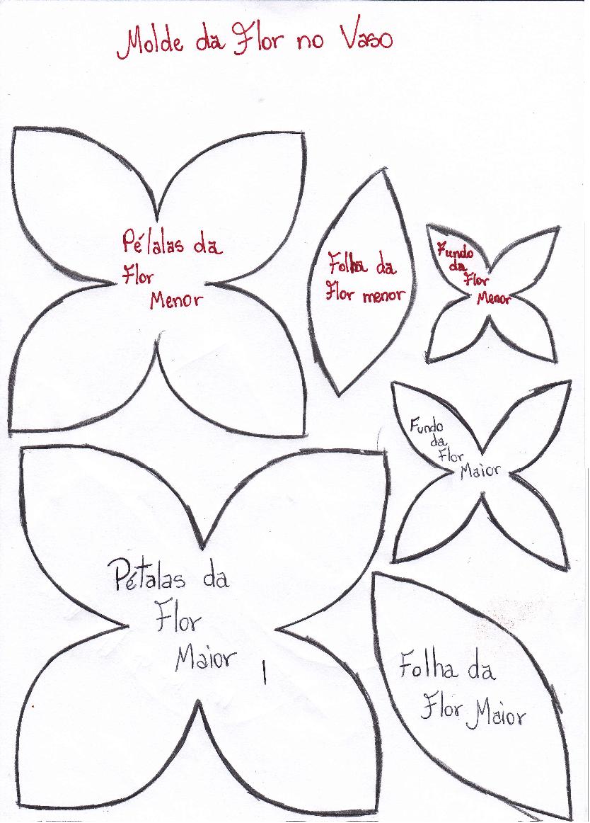 Moldes De Flores Para Pintura Em Tecido Riscos E Desenhos Girassol