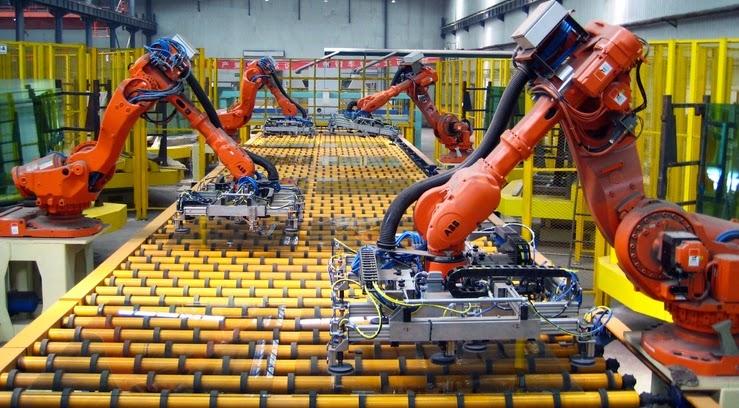 robot arm untuk industri