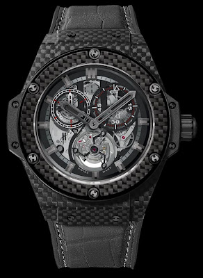 HUBLOT MINUTE REPEATER CHRONO TOURBILLON