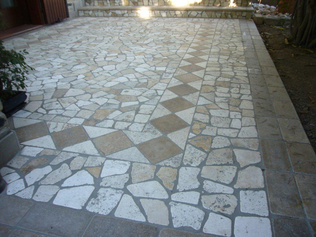 Pavimento in palladiana gabbatore mattia - Posa pavimenti esterni ...