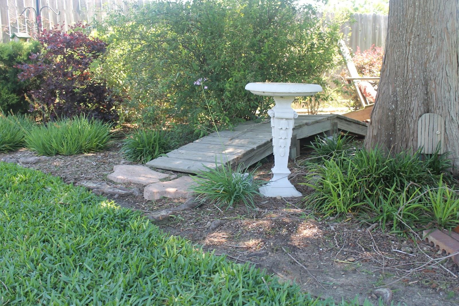 texas decor more backyard garden pics