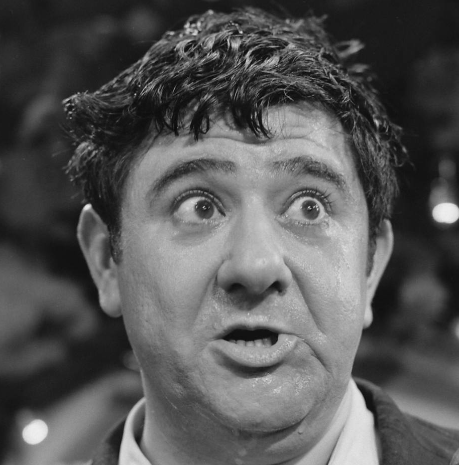 buddy hackett duck