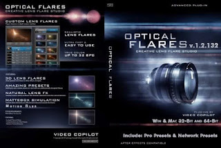 Optical Flares with Plugin 1.2.132 32bit 64bit crack full