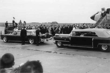 JFK, South Dakota, 1962: bubbletop