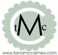 Tania McCartney Blog