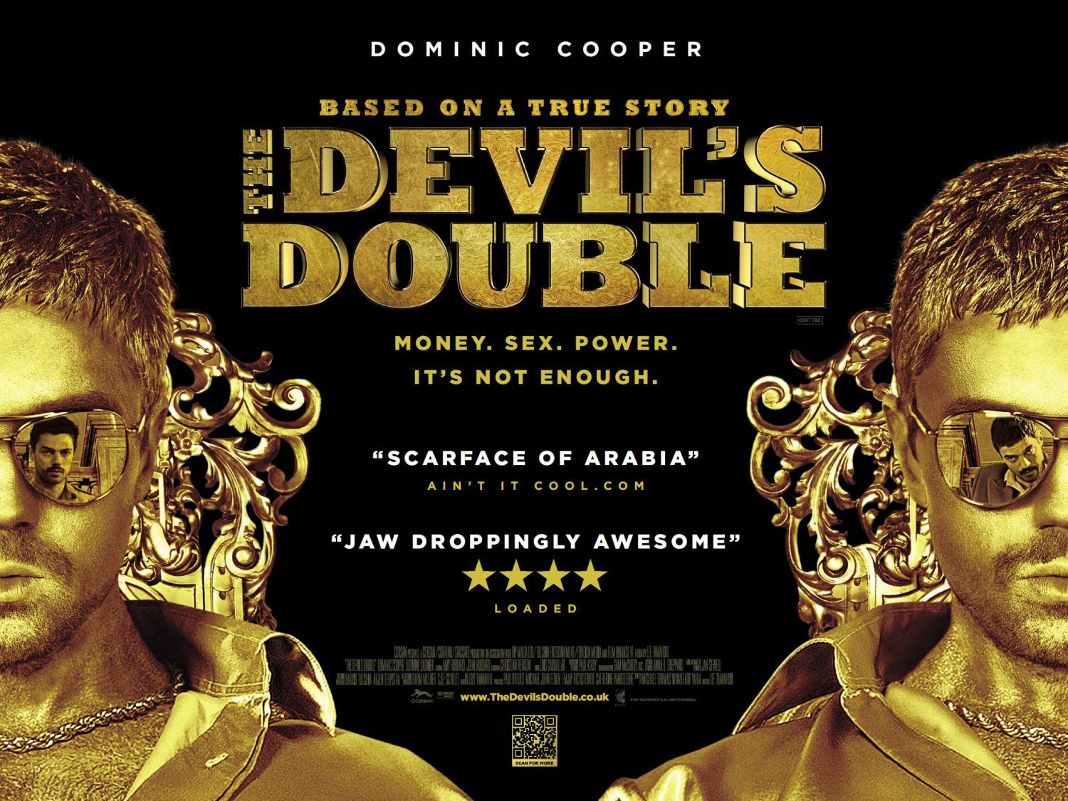The Devil's Double [El Doble del Diablo] [2011] [DvdRip] [Latino] [BTS]