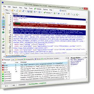 Free  CSE HTML Validator Standard 12.02 giveaway