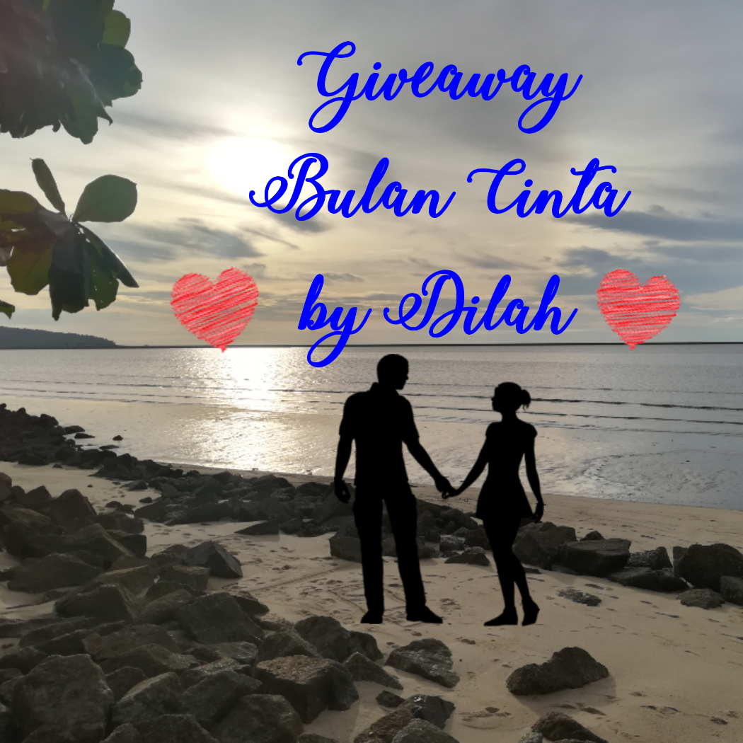 Giveaway 6 ~ 31 Disember 2017