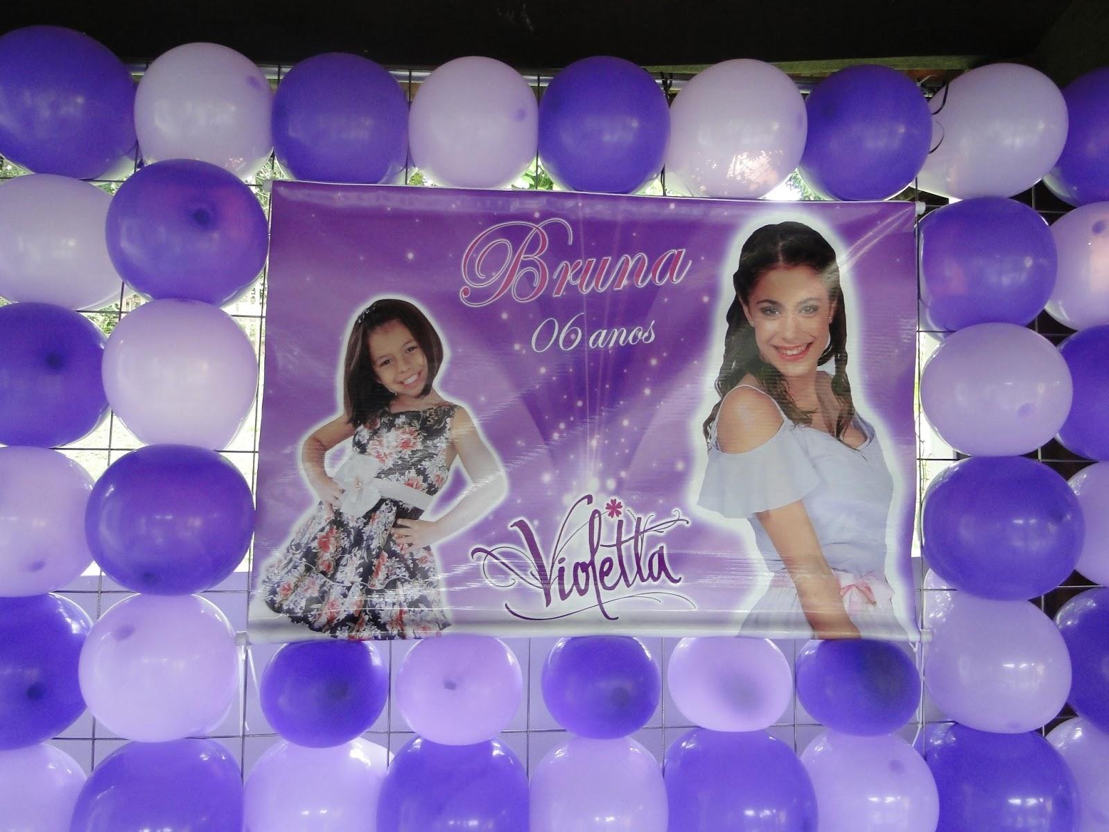 decoracao festa violeta:Dulare, artes tia Ritinha: Decoração Festa Violeta