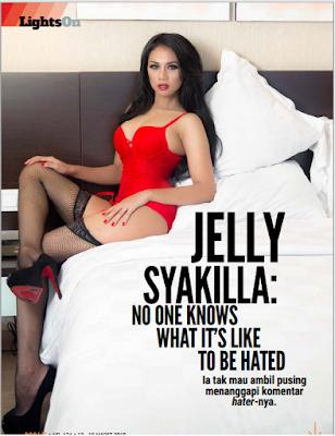 Jelly Syakilla - Naughty Cum