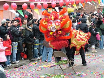Chinatown Report