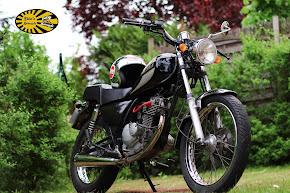Suzuki GN 125 2013 Vito's Motorcycle #5