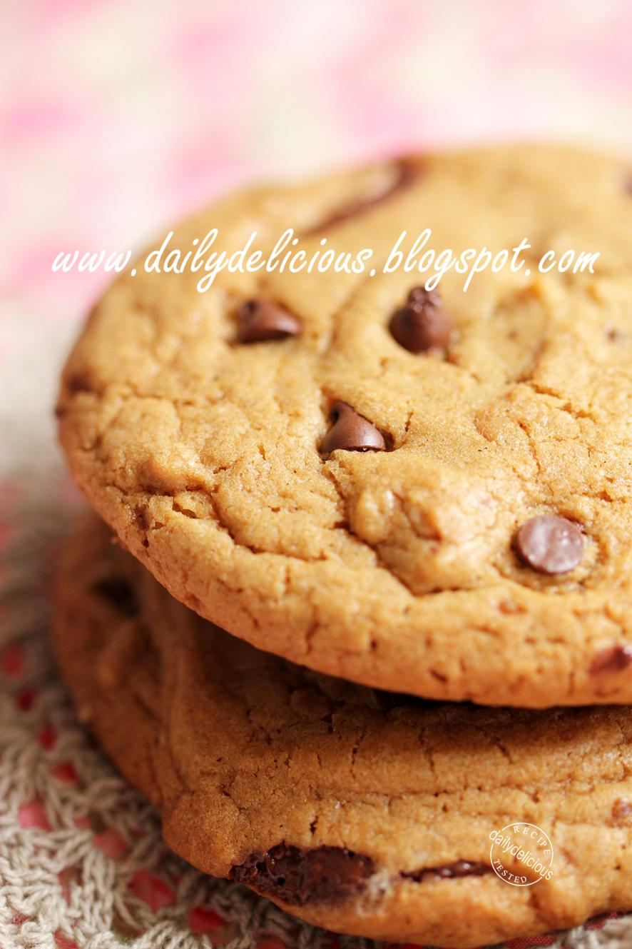 Chocolate Chip Cookie Recipe Uk Simple