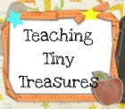 Check out my official Teaching Blog: Teaching Tiny Treasures