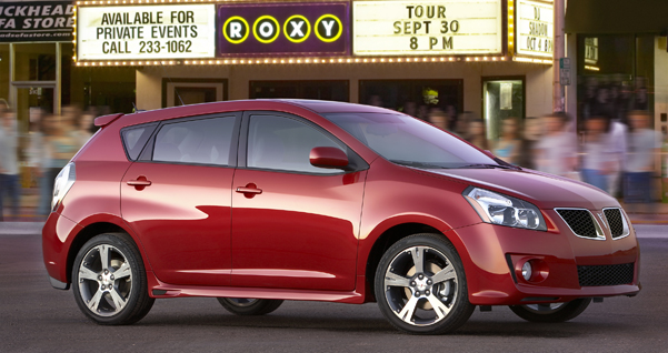 2010 Pontiac Vibe Prices, Reviews and Pictures | U.S. News & World ...