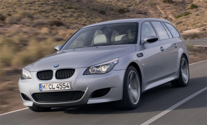 2008 BMW M5 Touring   CAR REPORT