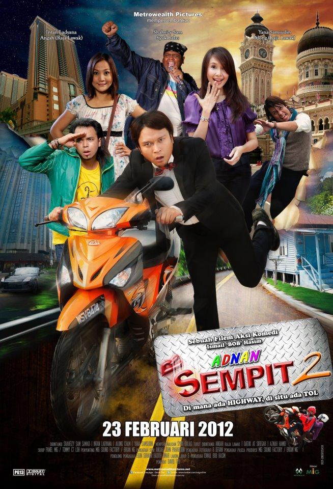 Adnan Sempit  Movie
